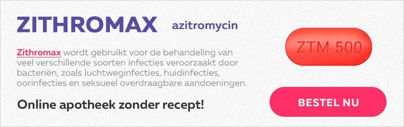 azitromycine kopen goedkoop zonder recept bij apotheek  azitromycine is waarschijnlijk de beste oplossing om snel van een soa verlost te worden