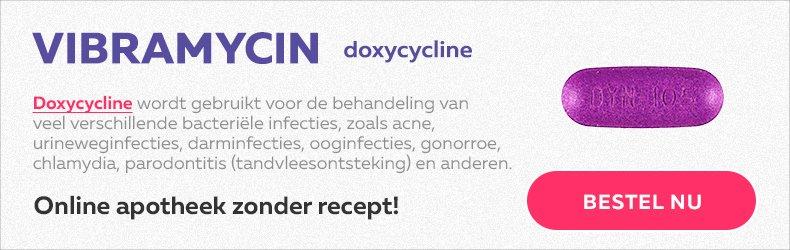doxycycline online kopen bij apotheek in duitsland, belgie  doxycycline een geneesmiddel dat gekend is voor zijn krachtige werking bij allerlei infecties
